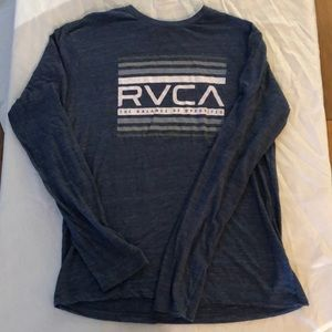 RVCA Long Sleeved T-Shirt